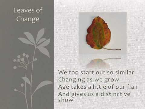 leaves of Change7