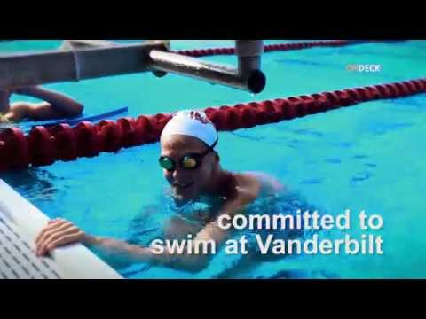 Spotlight Swimmer: Paige Hamilton
