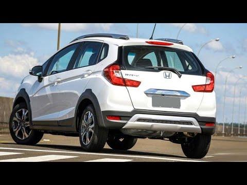 Crossover Ala Honda Jazz || Inilah Sosok Lengkap Honda WRV
