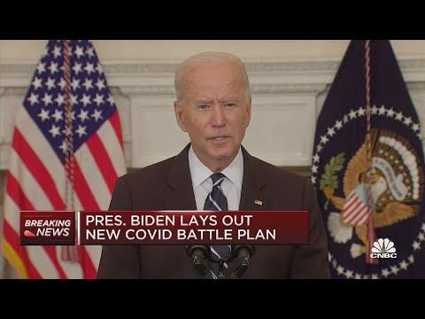 President Joe Biden on Covid: Pandemic politics are making people sick