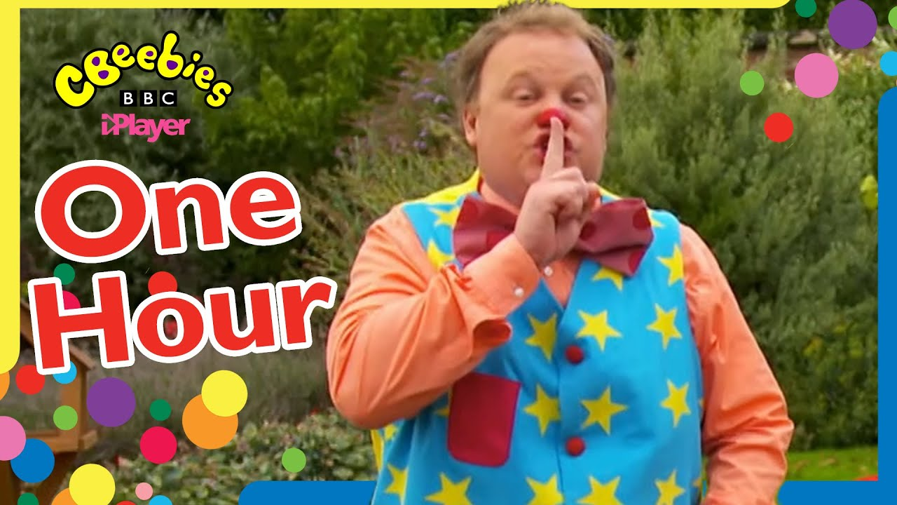 Mr Tumble's Super Playlist | Funtime with Friends | CBeebies | ONE HOUR Compilation for kids