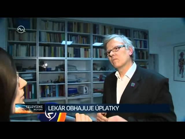 Lekár Peter Lipták a jeho priznanie