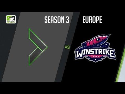 Team Gigantti vs Winstrike Team vod