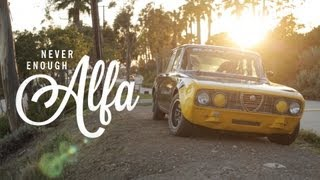Never Enough Alfa
