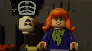LEGO Scooby-Doo! and the Legend of the Vampire: Secret Lair