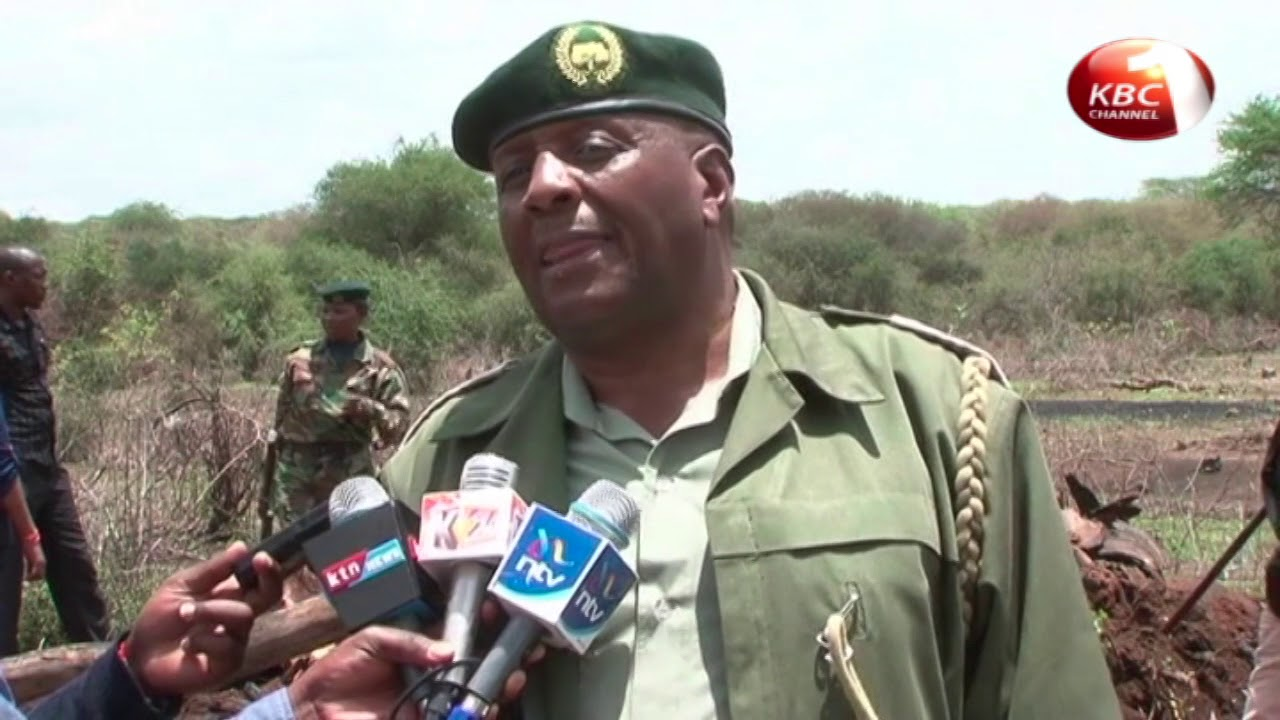 Kenya Forest Service officers roughed up by members of public