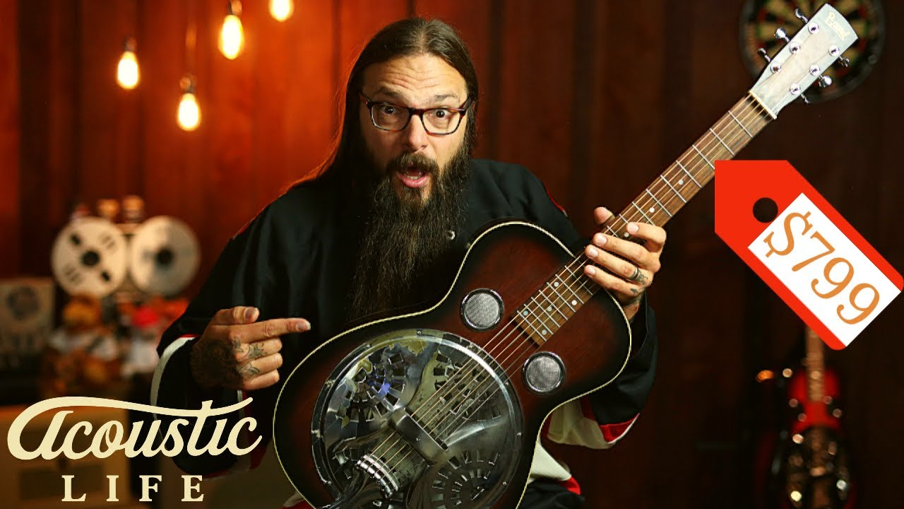6 BEST Resonator Guitars under $799 ★ Acoustic Tuesday 155