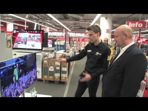 Samsung in-store product demonstratie