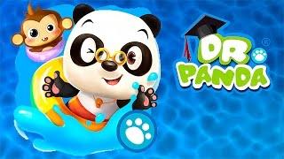 Бассейн Доктора Панды - Мультик игра для детей. Dr Panda's Swimming Pool(Бассейн Доктора Панды - Dr. Panda's Swimming Pool - это весёлое видео для детей, в котором мы вместе с ребятами посмотри..., 2015-10-12T10:29:42.000Z)