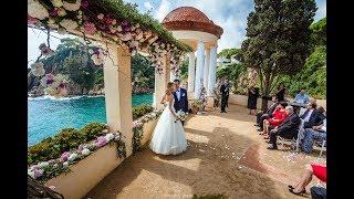 Princess Spain - свадьба Roger&Marina  в Испании, Коста Брава