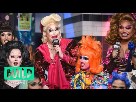 "The Season 12 Queens Of ""RuPaul's Drag Race"" Dish On The New Season Of The Hit VH1 Show"