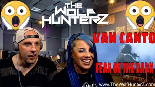 VAN CANTO - Fear Of The Dark (Live at Wacken Open Air 2014) THE WOLF HUNTERZ Reactions