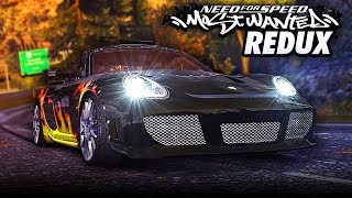 Need for Speed MOST WANTED REDUX | Blacklist #10: BARON