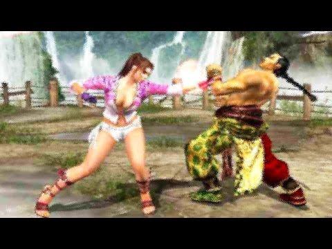 Аркадный автомат Tekken 5 от Namco