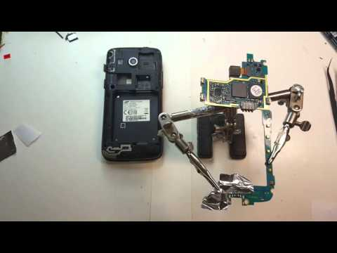 Samsung Galaxy Core LTE SM G386F -  replace charging port
