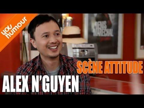 ALEX NGUYEN - J'ai fait du stand up à New-York