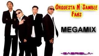 MEGAMIX N`SAMBLE PRIMICIAS 2013 - 2014