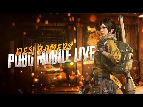 FreeFire Is Not Opening || PUBG MOBILE LIVE - Desi Army