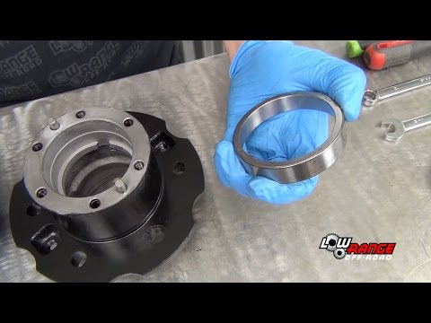 how to change automatic locking hubs to manual locking hubs