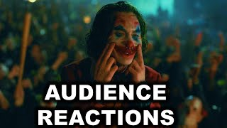 Joker - Audience Reactions (Movie of the Decade!!) (Spoilers!!)