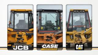CASE EX Series Cabin Space