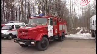 Бдительны и оперативны: учения челнинских пожарных
