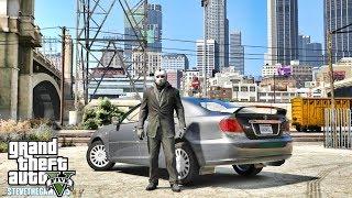 GTA 5 REAL LIFE CJ MOD #163 - THE HEIST !!!(GTA 5 REAL LIFE MODS) CAMRY