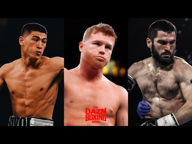 Canelo's TOUGHEST Test At Light Heavyweight Is ...