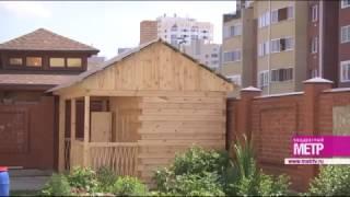 видео Варианты и плюсы проекта жилой бани
