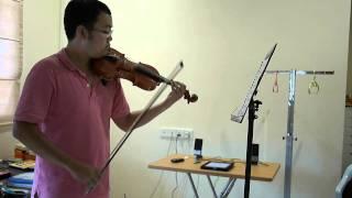 ABRSM Violin Grade 6 2012-15 C2 - Irish Idyll