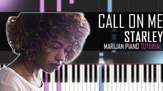 How To Play: Starley - Call On Me | Piano Tutorial