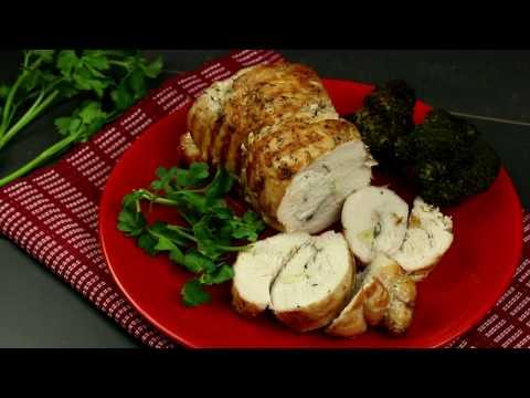 Индейка запеченная в духовке: видео-рецепт