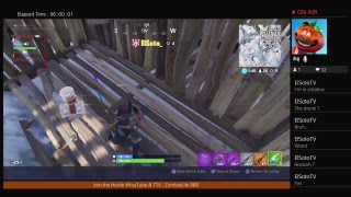 ZombieLife 989 Live PS4 Broadcast #Youtube #FORTNITE
