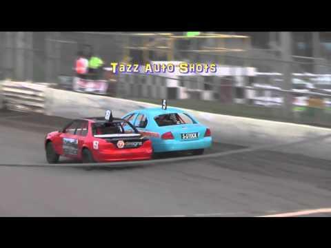 Street Stocks Heat 1 Latrobe Speedway 19/3/16