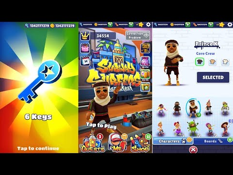 Subway Surfers Hack Kese Kare How To Hack Subway Surfers With H.N.T GAMERS STUDIO