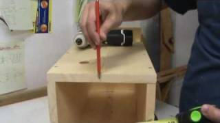 Making An Owl Box : Part 4-c : Assembly (continued)