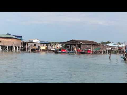 MALAYSIA: Pulau Ketam Fishing Village