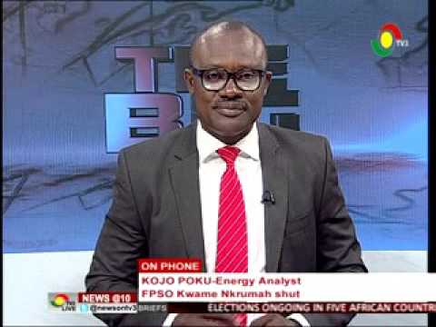 News@10 -The Big One  - Analyzing FPSO Kwame Nkrumah shut - 21/3/2016