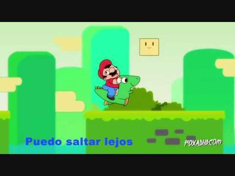 Super Mario Bros. theme has lyrics - destructoid
