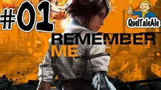 Remember Me - Gameplay ITA - Prima ora di gioco Parte 1/3 - Final Release