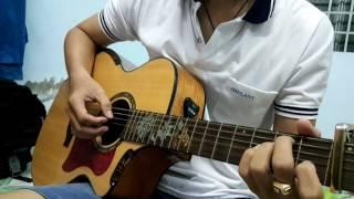 Cả một trời thương nhớ| Hồ Ngọc Hà| guitar cover