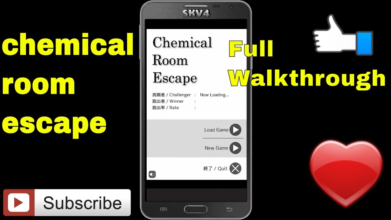 Escape from the room with the device walkthrough solution cheats - Escape Game Chemical Room Escape Walkthrough Cheats In English With No Ads
