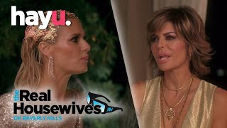 Lisa Rinna Addresses The Xanax Rumours | The Real Housewives of Beverly Hills