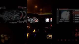 ARABA SNAPLERİ BMW gece gezmeleri