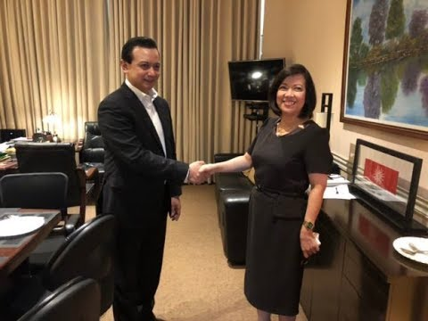 Trillanes says meeting with Sereno an 'enlightening conversation'