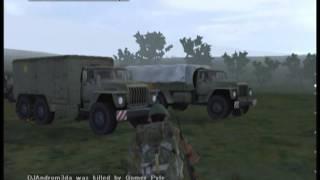 Operation Flashpoint: Elite (Vs, Demolition Squad) - Xlink Kai multiplayer gameplay