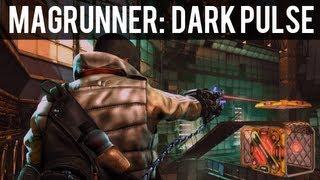 First Impressions - Magrunner: Dark Pulse - Gameplay [PC/PSN/XBLA]