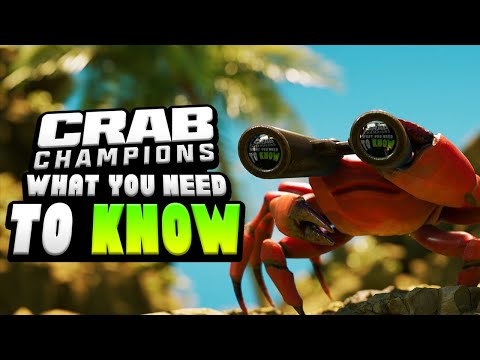 Crab Champions - Everything You Need to Know About the Game!