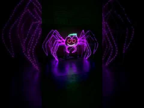 Christmas Done Bright.3d Spider Christmas Done Bright