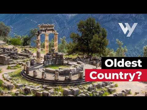 What's the oldest country in the world?